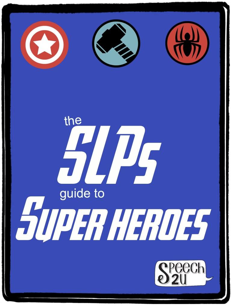 Speech2u Super Hero Articulation