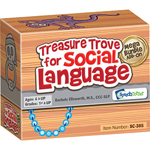 Treasure Trove for Social Language Mega Bundle Add-On-0