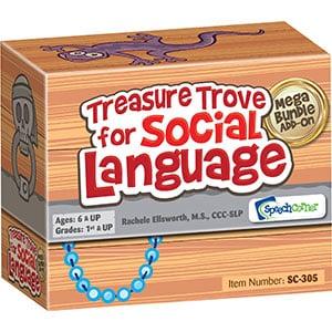 Treasure Trove for Social Language Mega Bundle Add-On-0