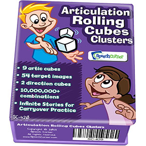 Articulation Rolling Cubes Clusters-0