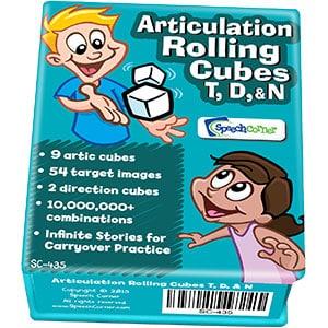 Articulation Rolling Cubes T/D/N-0