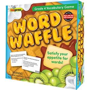 Word Waffle: Grade 4-0