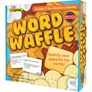 Word Waffle: Grade 5-0