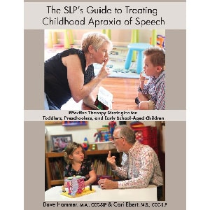 The SLP's Guide to Treating Childhood Apraxia of Speech-4836