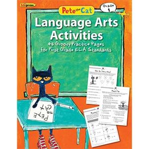 Pete the Cat Language Arts Activities-0