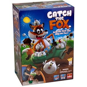 Catch the Fox-5507