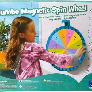 Jumbo Magnetic Spin Wheel-0
