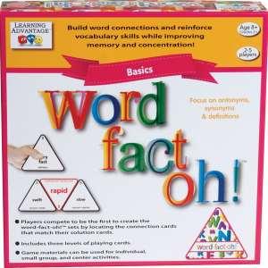 Word-fact-oh! Basics-0