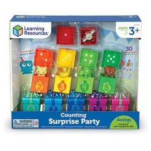 Counting Surprise Party-0