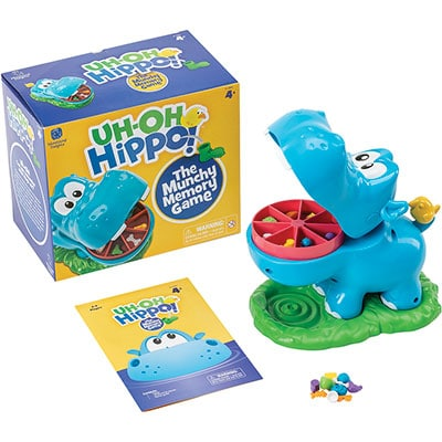 Uh-Oh Hippo-6092