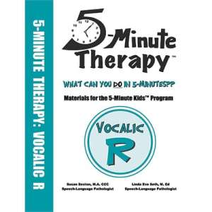 5 Minute Therapy Vocalic R-0
