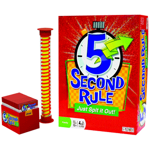 5 Second Rule-0