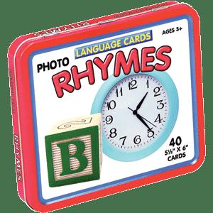 Basic Photo Cards - Rhymes-0