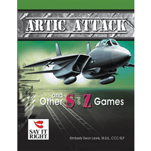 Artic Attack and Other S and Z Games-0
