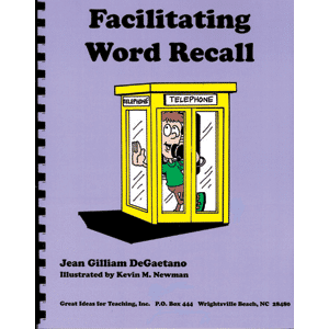 Facilitating Word Recall-0