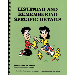 Listening & Remembering Specific Details-0