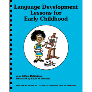 Language Development Lessons for Early Childhood-0