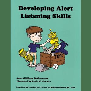 Developing Alert Listening Skills-0