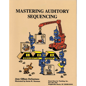 Mastering Auditory Sequencing-0