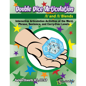 Double Dice Articulation /l/ and /l/ Blends-0