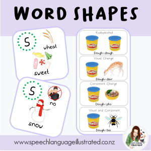 Word Shapes