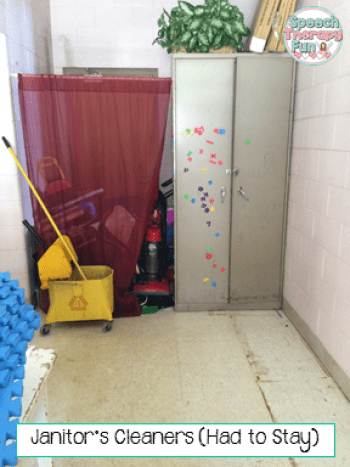 Speech Therapy Fun: Speech Room on a Budget