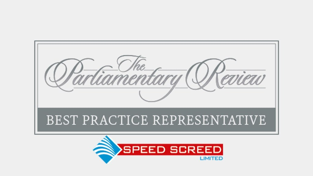 Speed Screed Parliamentary Review