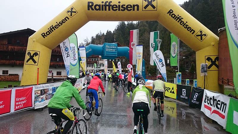 Achensee Radmarathon 2015