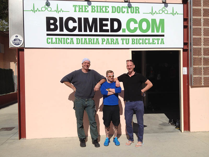 Bicimed Mallorca - Rennrad Trainingslager