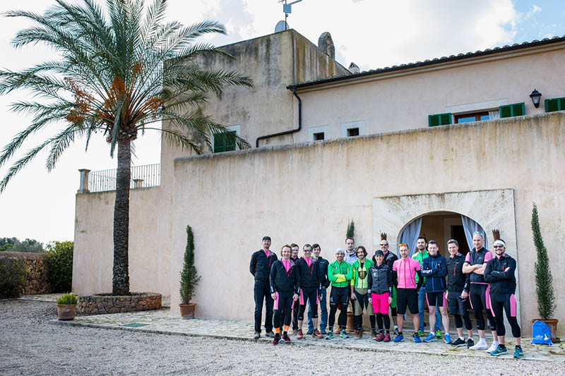ROSE Press Camp Mallorca