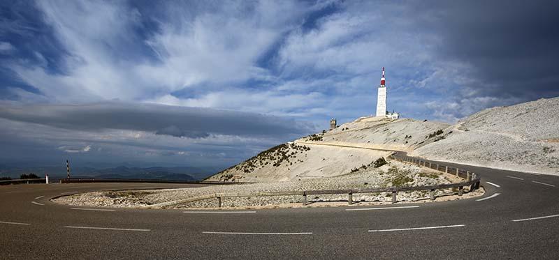 Mont Ventoux Rennrad Poster