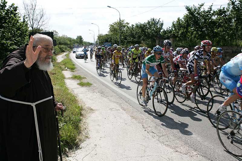 Fabian Wegmann Giro d'Italia