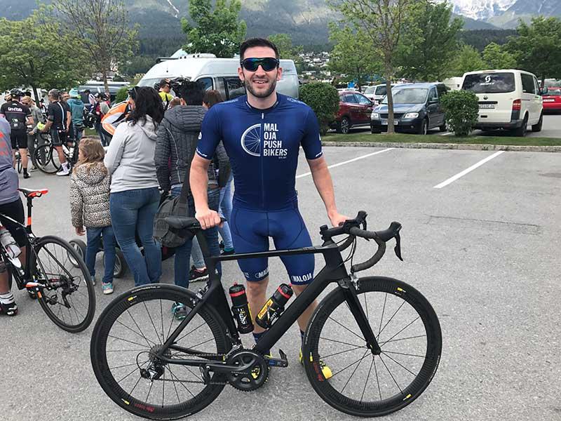 Thomas Brunner Imster Radmarathon