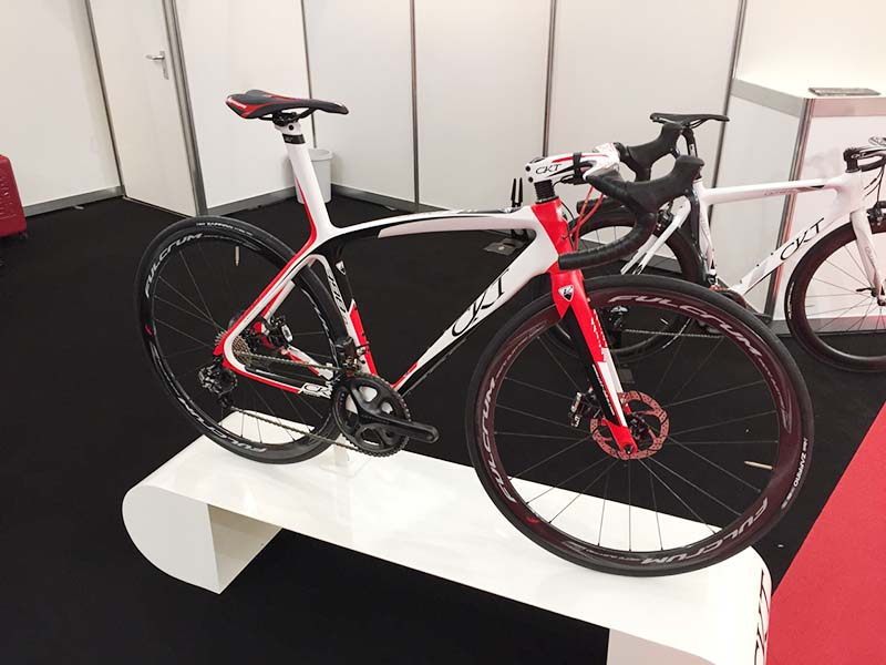 Eurobike Messe: CKT Bike
