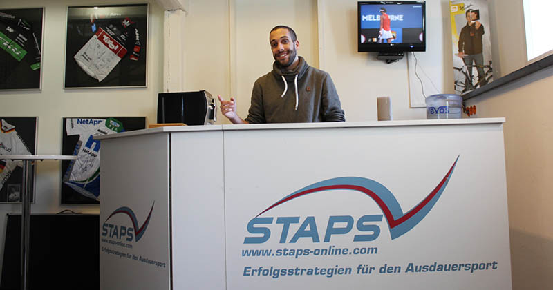 Staps in München