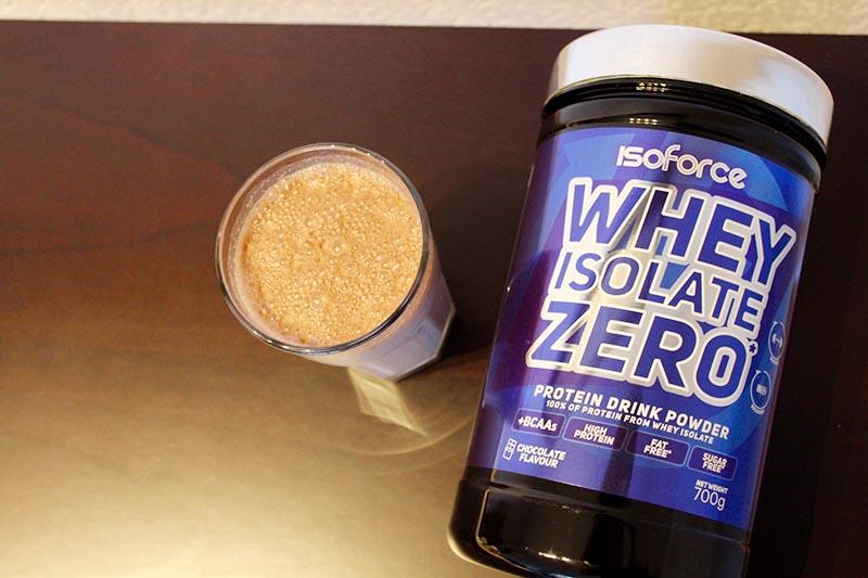 Whey Isolate Zero