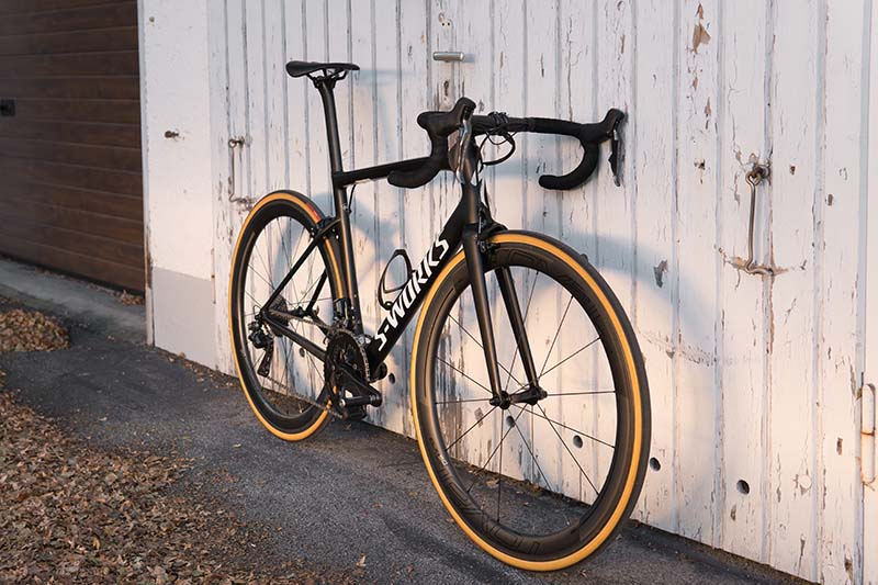 S-Works Tarmac SL6 im Test