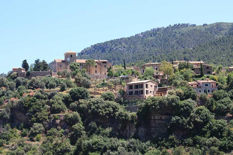 Entlang Deia bei Mallorca 312