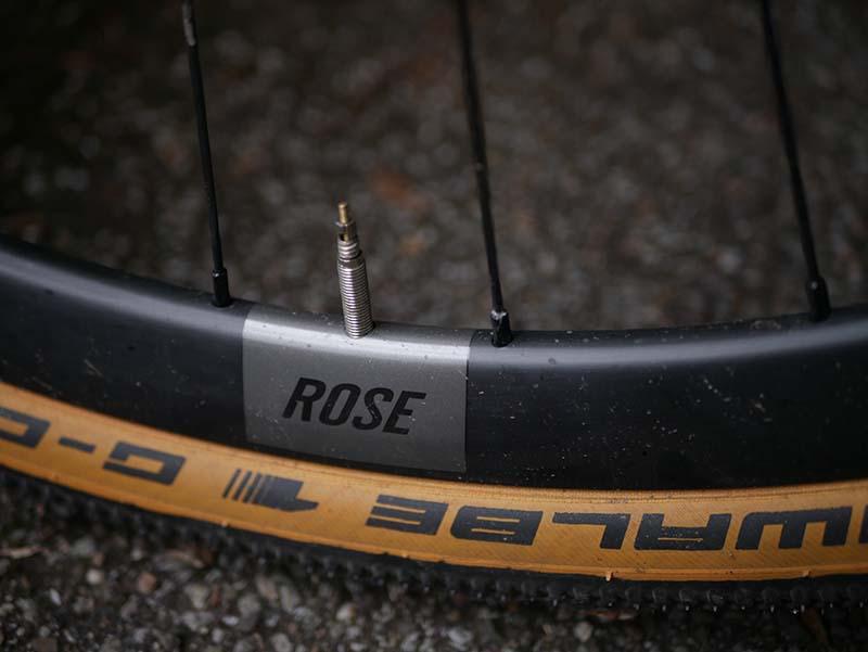 ROSE R THIRTY DISC Laufräder