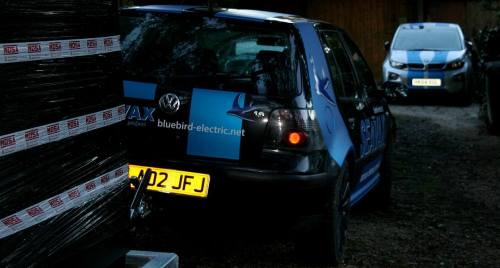 small resolution of vw golf hitched to a 20kva diesel generator set