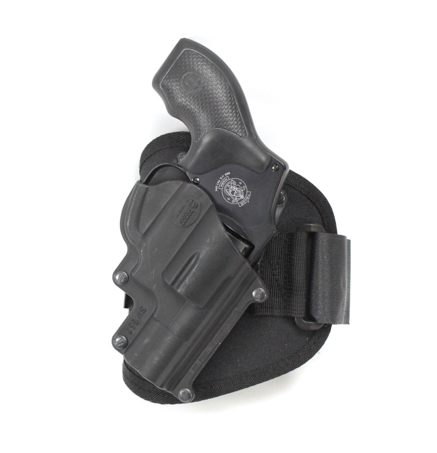 Charter Arms 38 Pink Black