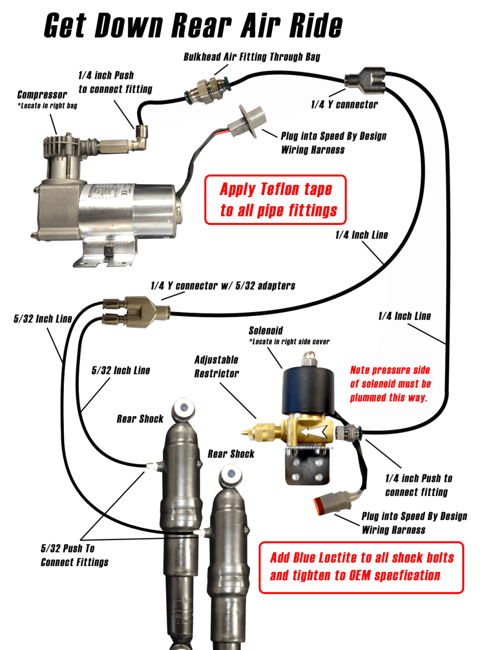 medium resolution of air ride compressor wiring diagram