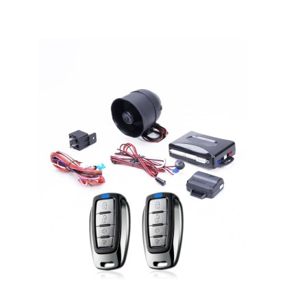 Alarma Para Carro SPY Analoga LT458
