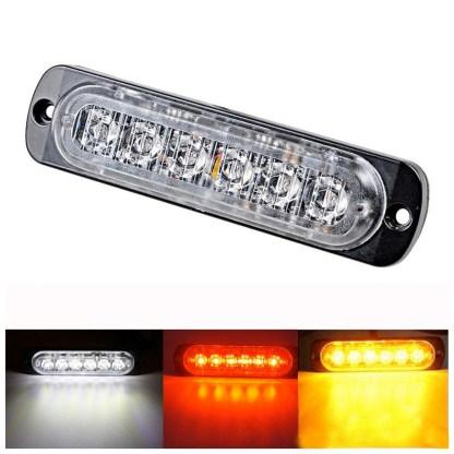 Luces De Led Para Camiones De Carga 12 y 24v