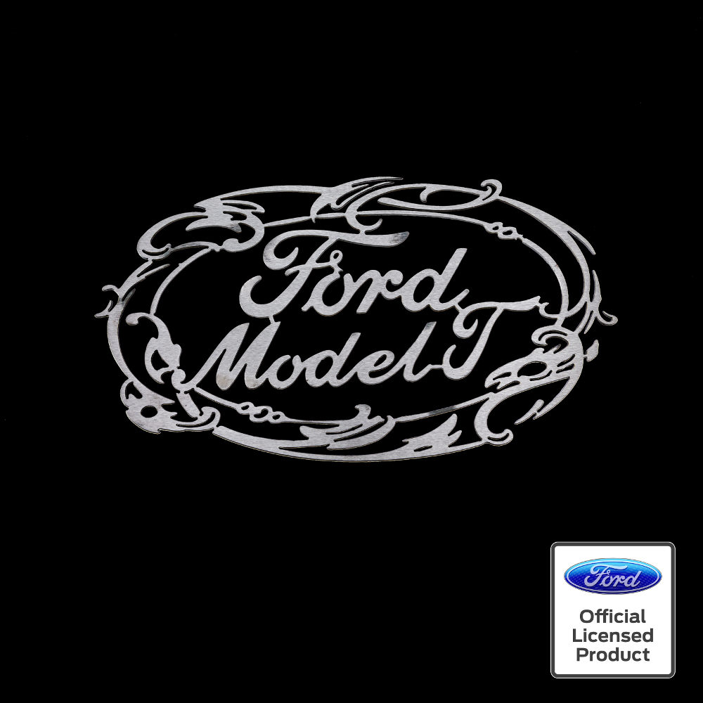 ford model t sign
