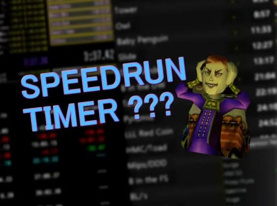 Speedrun Timers
