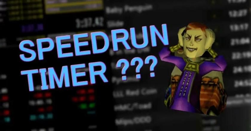 The Best Speedrun Timer – Which Timer to Use For Speedrunning?