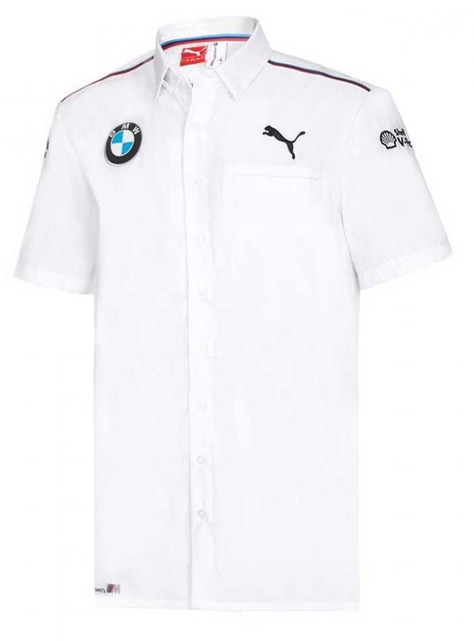BMW Motorsport Puma Team Shirt- BM6611