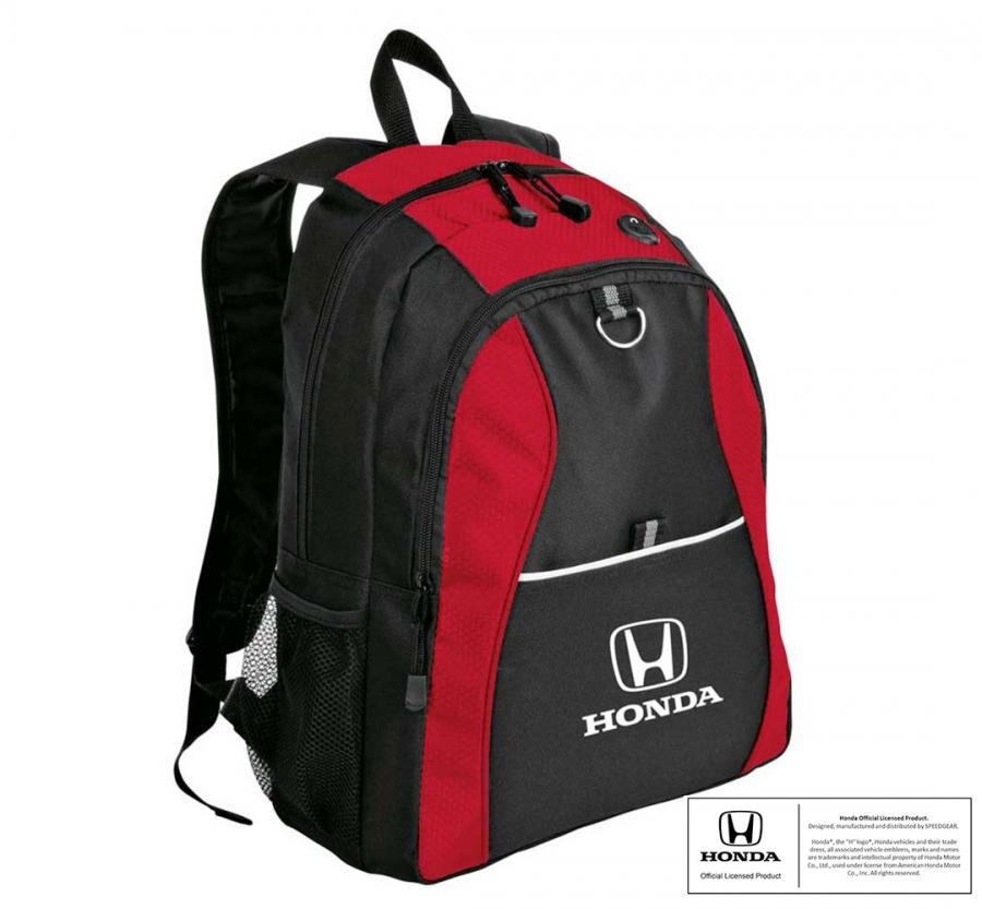 Honda Red Logo Backpack HM5911