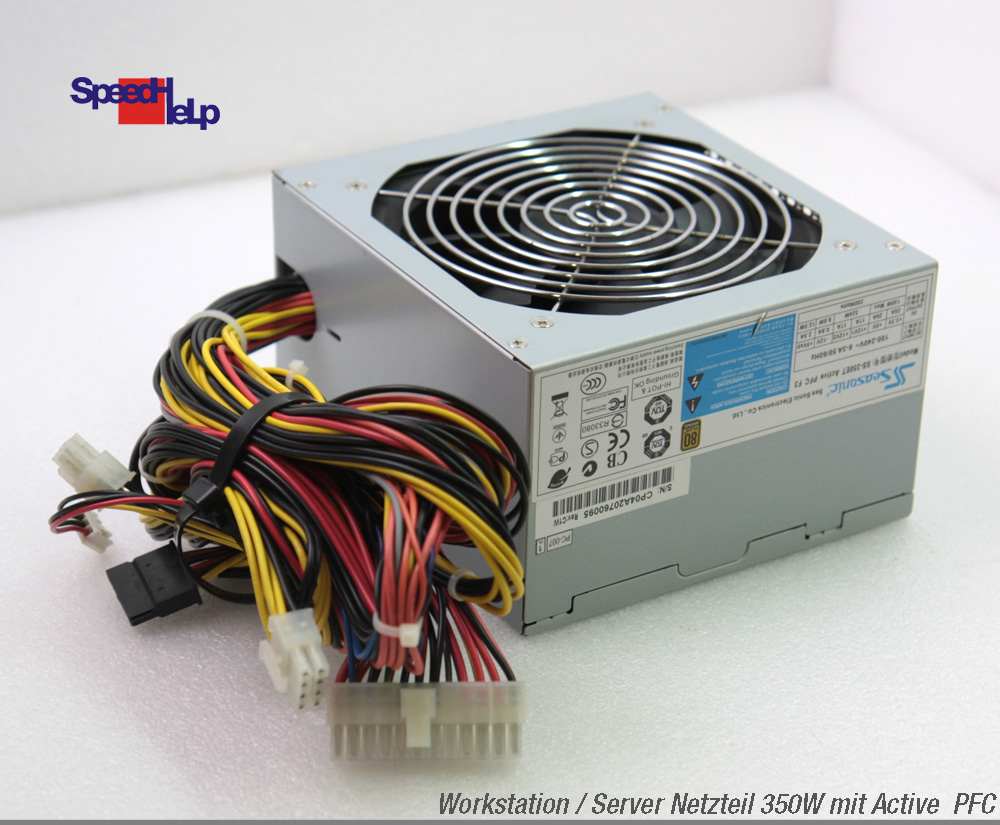 medium resolution of output atx power 350watt matured for a good supermicro workstation in good condition functionality perfect